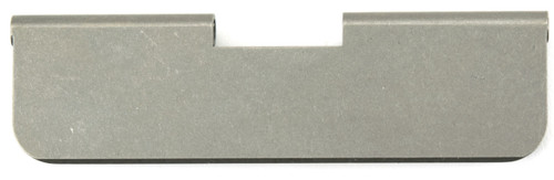 V Seven Raw Titanium AR-15 Port Door -  Closed