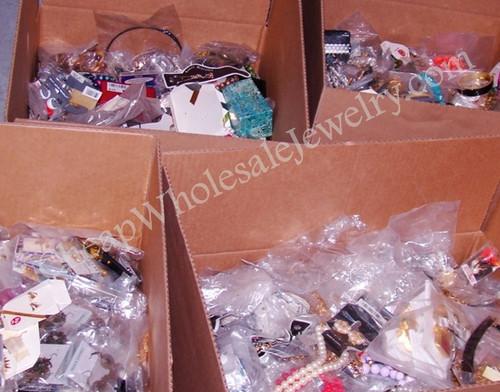 30lb Treasure Box Of Jewelry