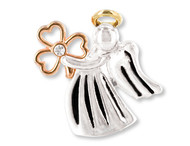 Irish Angel Pin