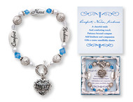 Comfort Nurse Kindness Expression Boxed Bracelet