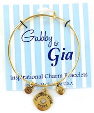 Gabby & Gia Bracelets - Love Life, Live Life