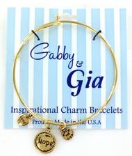 Gabby & Gia Bracelets - Hope