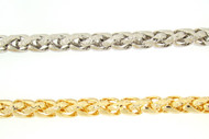 Braided Chain Necklace Wholesale