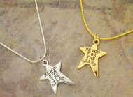 Gabby & Gia Necklace : Reach for the Stars