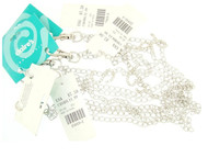13 Pieces Claire's Crystal Alphabet Jean Chains