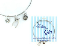 Gabby & Gia Bracelet - Make A Wish