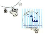 Gabby & Gia Bracelet - Angel