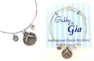 Gabby & Gia Bracelet - Sea Shell
