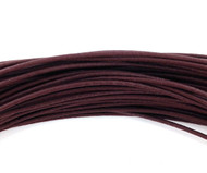 Leather Cord : 2MM : 8Ft
