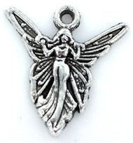 Wholesale Zinc Alloy Charm - Fairy