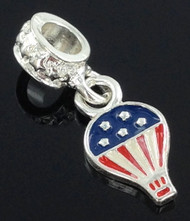 Hot Air Balloon Charm by the Dozen