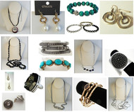 Wholesale Chico's Jewelry Lot - 25 Piece