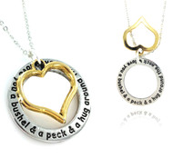Bushel & A Peck Necklace Wholesale