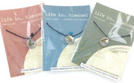 Life is Blessed Necklaces