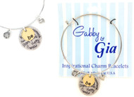 Gabby & Gia Bracelet - Just Be