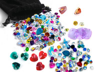 50 Carats of Assorted Swarovski Crystals