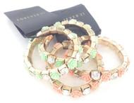 Roses and Bling Bracelet Sets