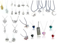 100 Piece Bulk Necklace Lot