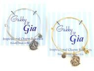 Gabby & Gia Bracelet - Aquarius