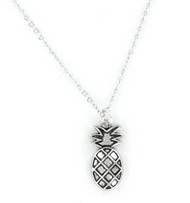 Pineapple Charm Necklace Wholesale