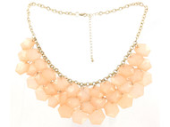 Peaches and Cream Wholesale Necklace
