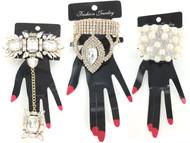 Wholesale Assorted Rhinestone Bracelets