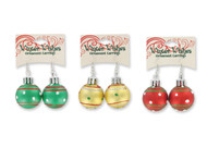 Wholesale Holiday Ornament Earrings