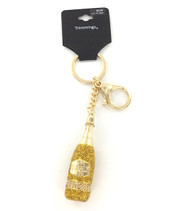 Wholesale Champagne Bottle Keychain