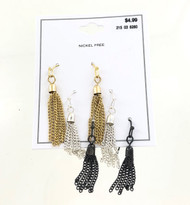 Wholesale Dept Store Earrings - Tassel