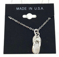Wholesale Flip Flop Necklaces