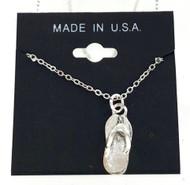 Wholesale Flip Flop Necklaces