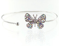 Wholesale Wire Bracelets - Butterfly