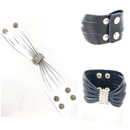 Wholesale Black Tie Bracelets