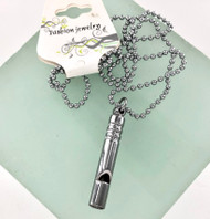 Closeout Whistle Necklace