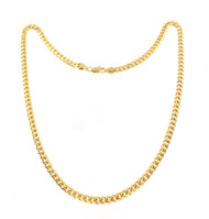 Closeout Curb Chain Necklace - 6MM Wide