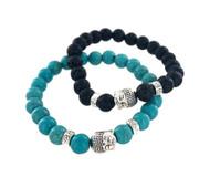 Wholesale Semi-Precious Buddha Bracelets