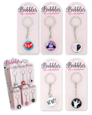 Wholesale Love Bubbles Keychains
