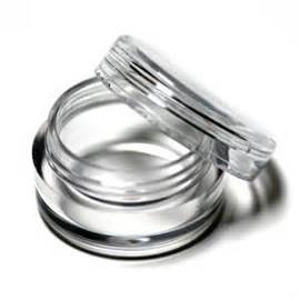 Empty Mixing Jars