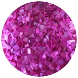 Nfu Oh Luxury Crushed Shell - Magenta