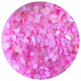 Nfu Oh Luxury Crushed Shell - Pink