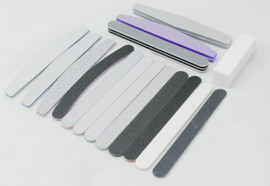 16pc Nail File Set