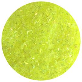 Nfu oh Micro Slice Glitters -  Lemon 03