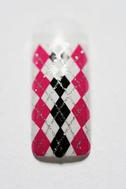 Airbrush Nail Tips - DT2