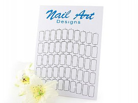 Nail art Display Stand (60)