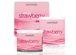 Caron Strawberry Creme Strip Wax 800ml