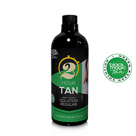 Black Magic 2Hour Regular Tan 1L