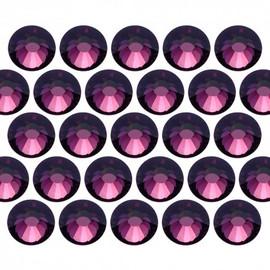 Crystal rhinestones - fuchsia