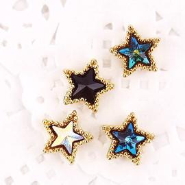 3d Swarovski Star