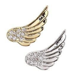 3d Swarovski Wings - Style 2
