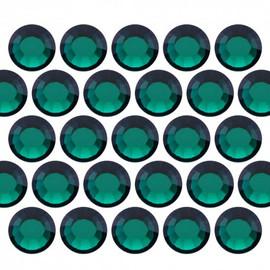 Crystal Rhinestones - Emerald